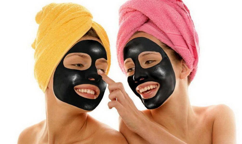 Как сделать черную маску для лица дома