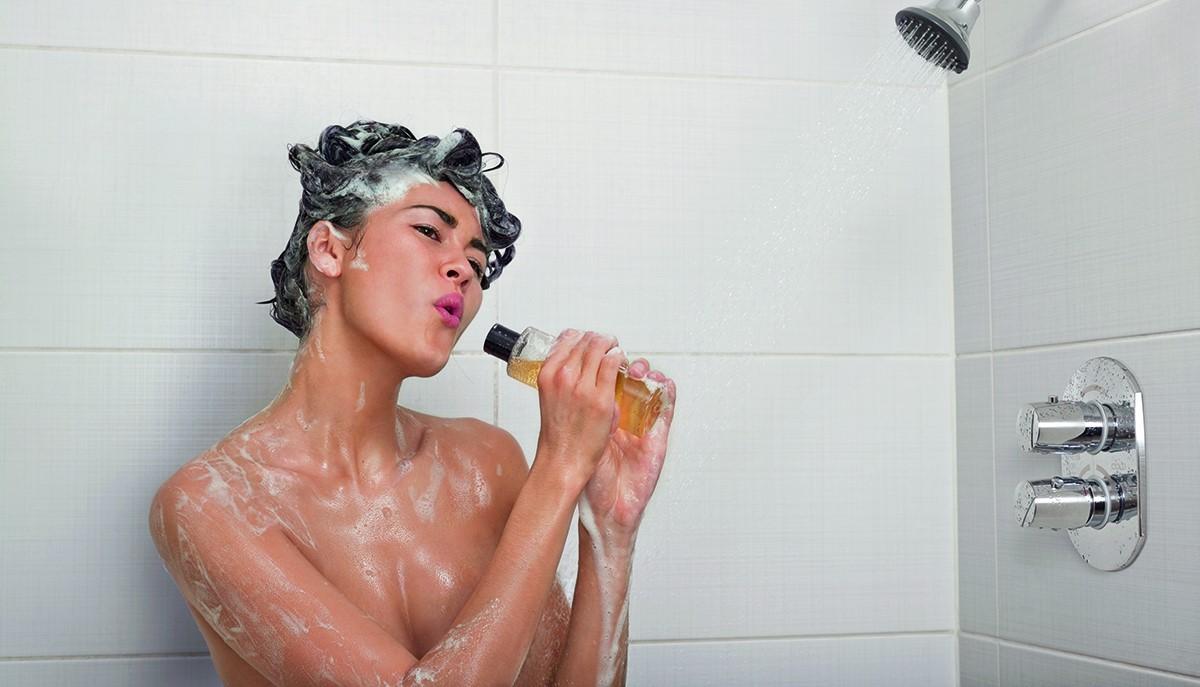 Sexy girl strips nude