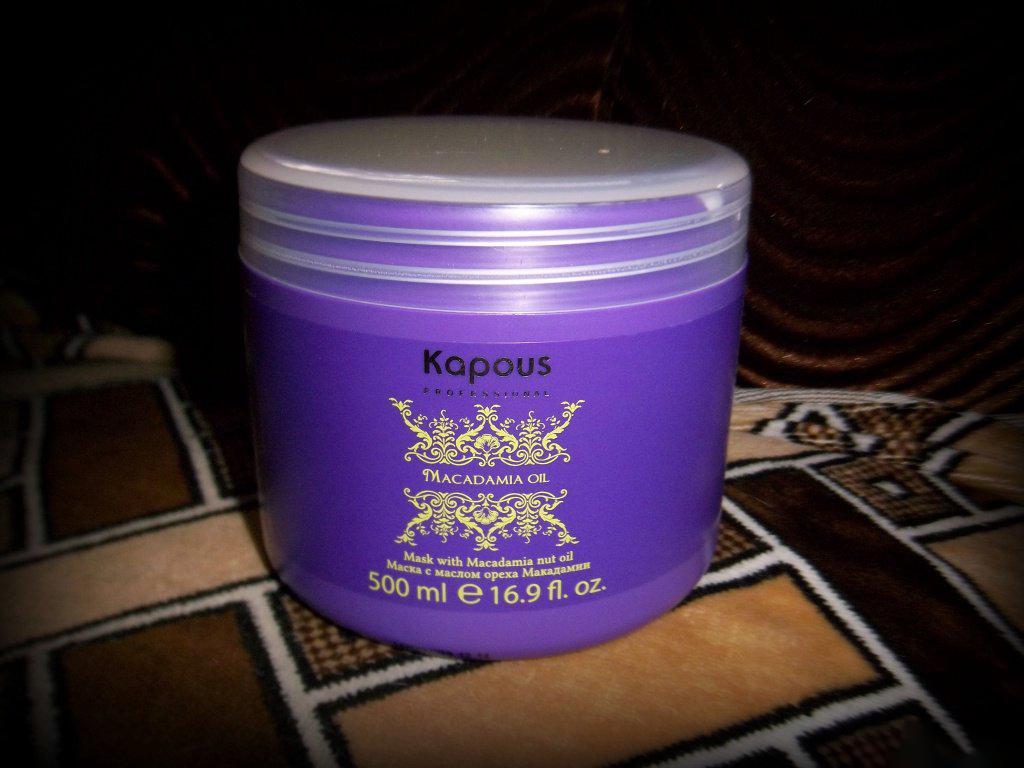 Маска для волос Kapous рекомендации