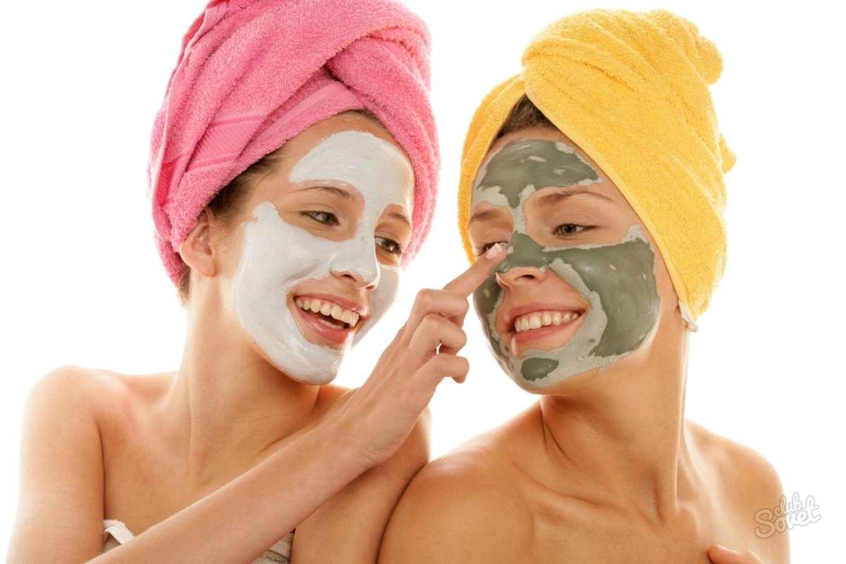 Видео-рецепт маски из глины для нормальных и жирных волос