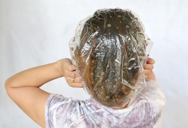 Как сделать маску на волосы в домашних