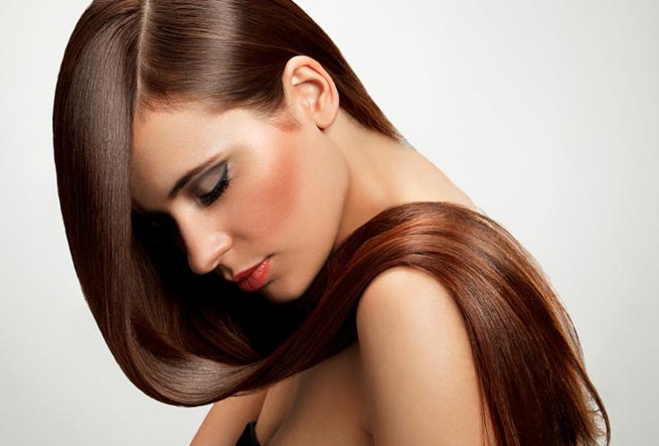 Маска разглаживающая для волос в домашних условиях