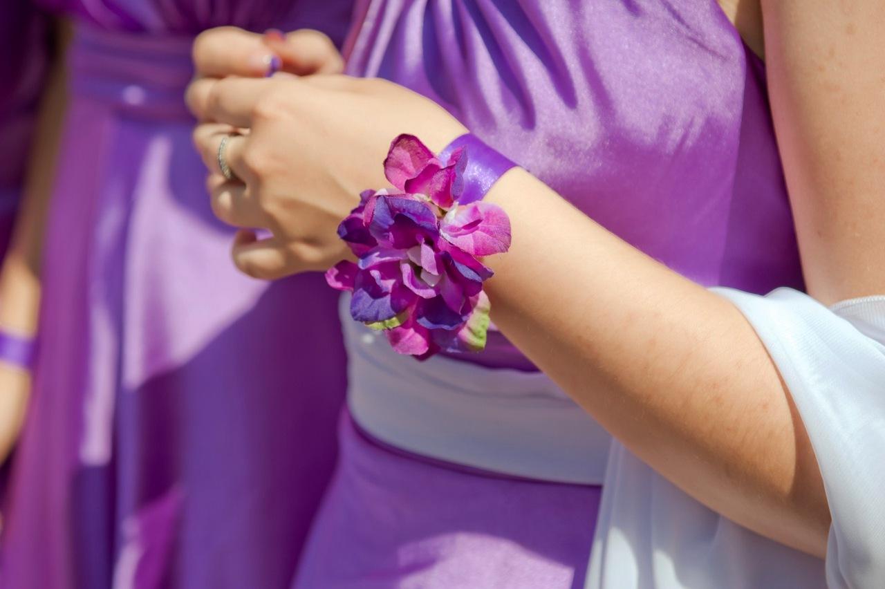 Браслеты подружек невесты своими руками 41