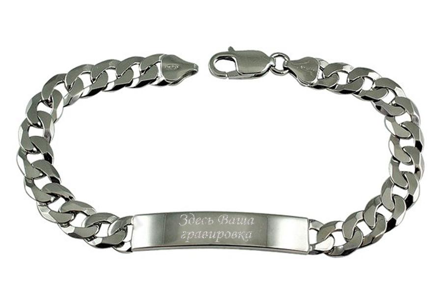 браслеты с гравировкой украшения с пластиной для надписи и точечной