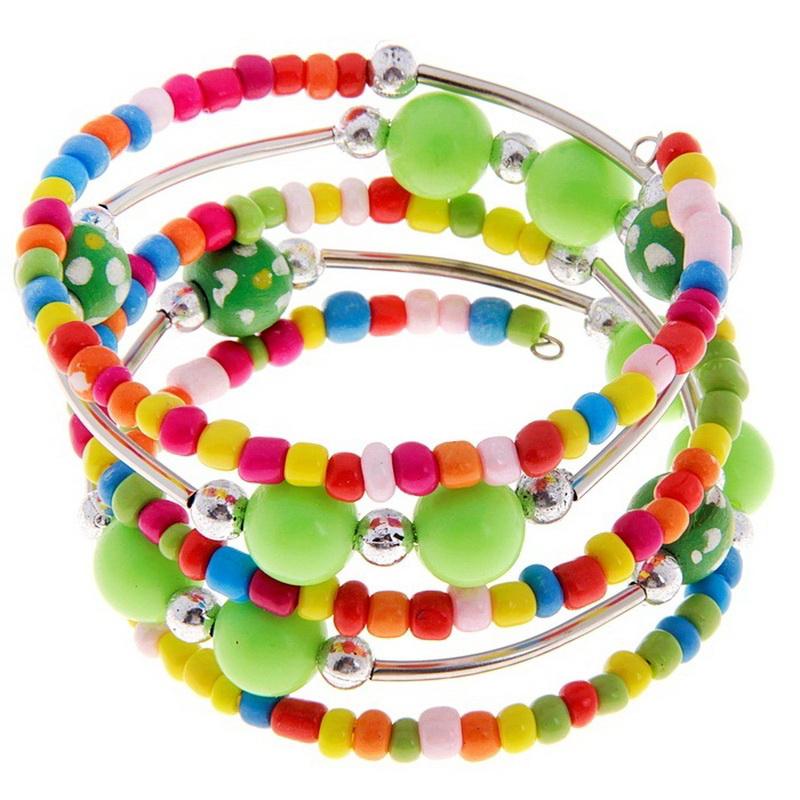 Простые браслеты для детей