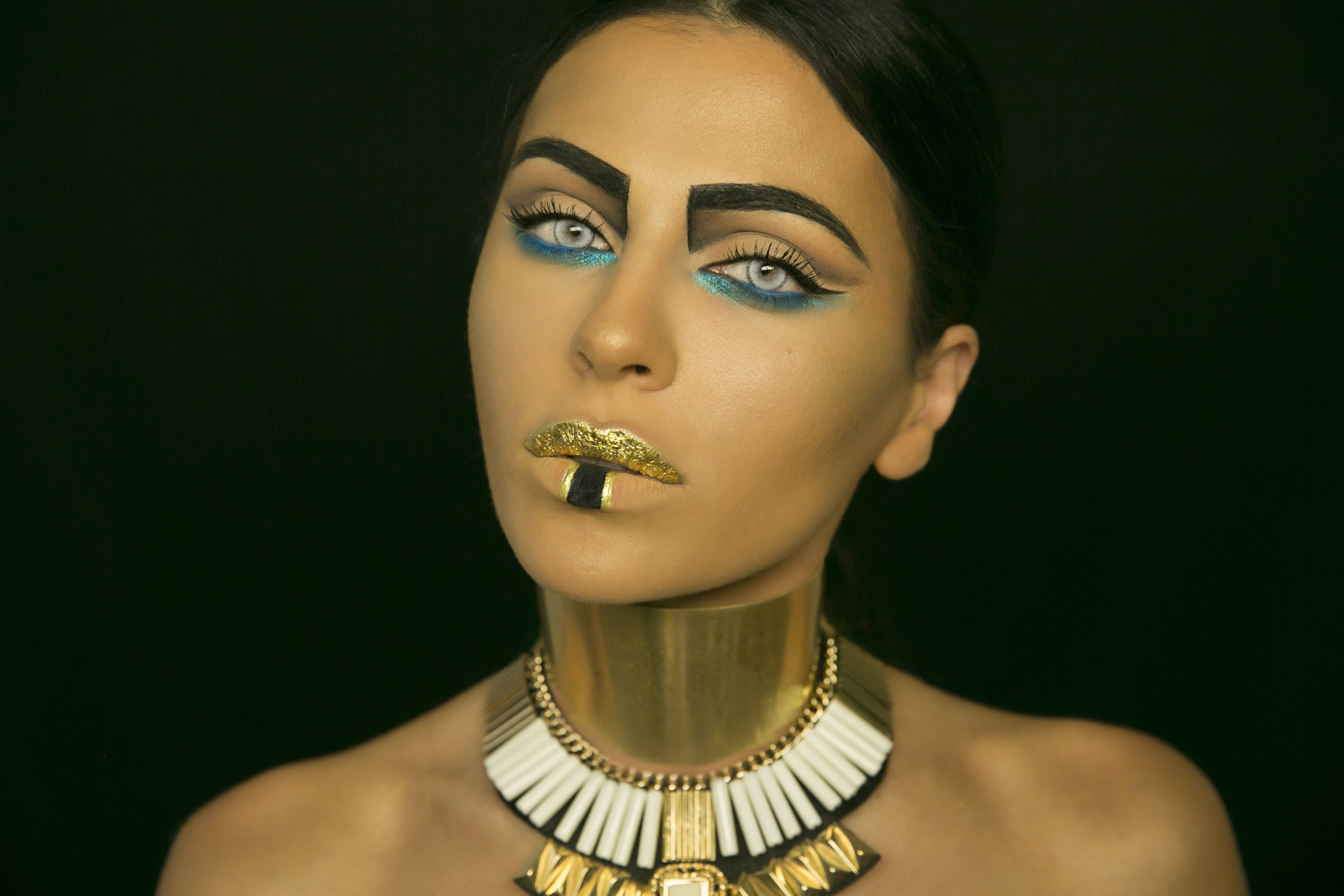 Fashion make up ancient egypt