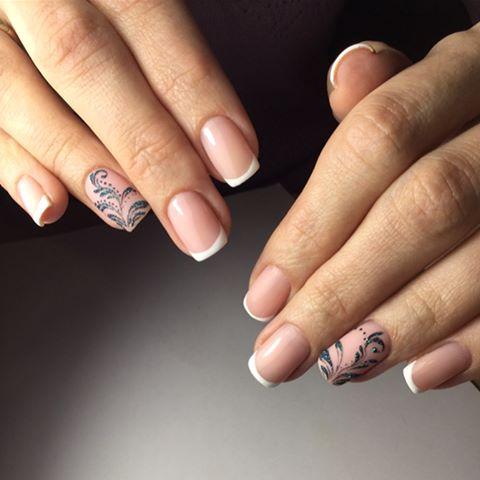 Чем выровнять ногтевую пластину перед гель-лаком