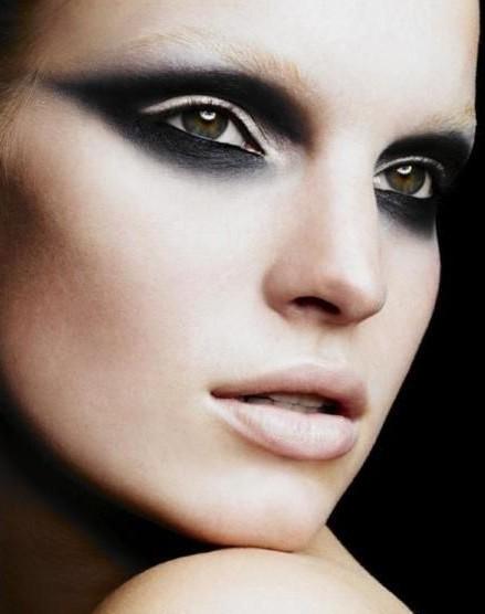 Сексуальный глазной макияж