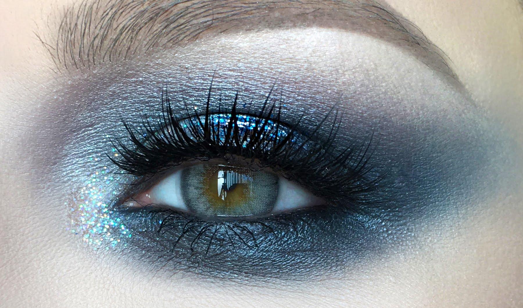 Красивый макияж глаз для подростков фото