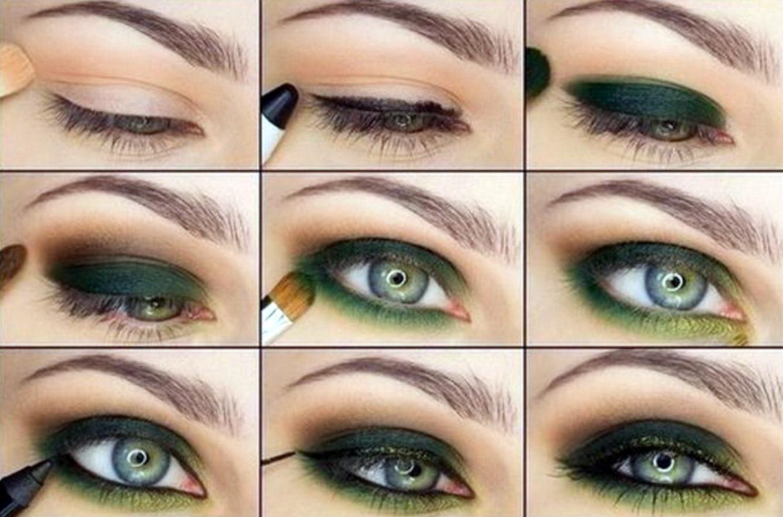 Как сделать тени матовыми фото 49