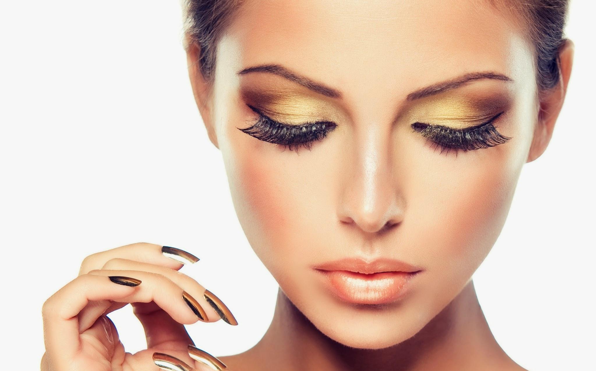 Как смывать макияж с нарощенных ресниц