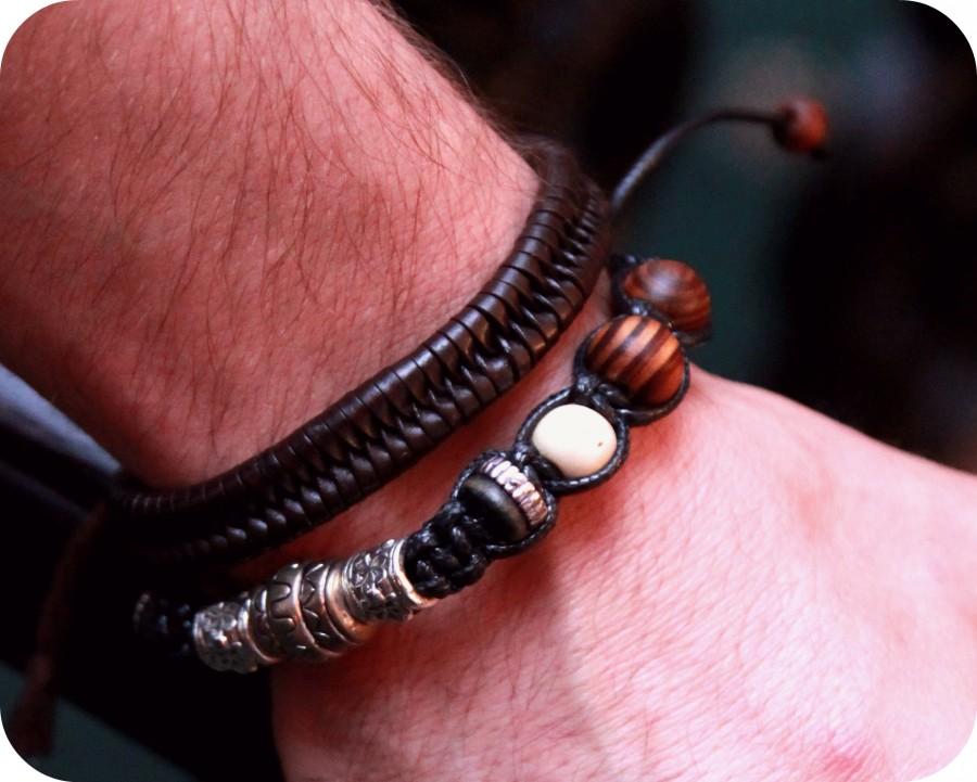 Создание мужских браслетов своими руками 98