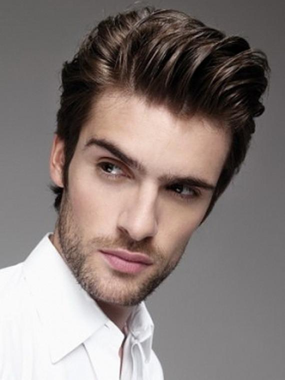 Как наносить лак на волосы мужчине