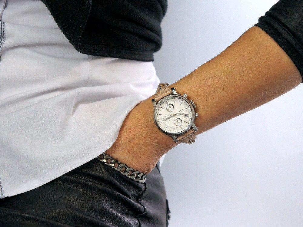 3d1f0e1e Наручные часы Fossil: мужские и женские модели с хронографом, отзывы