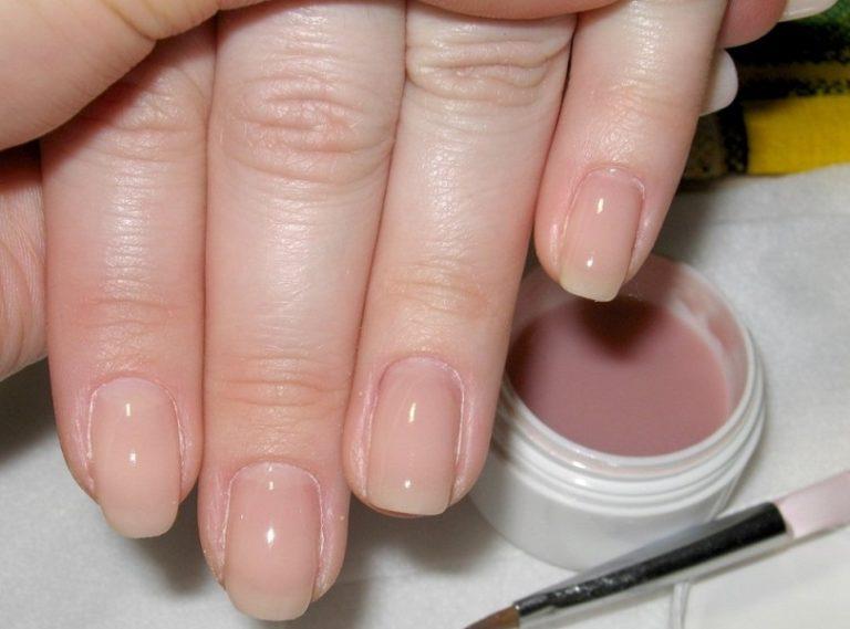 Как влияет на ногти гель лак