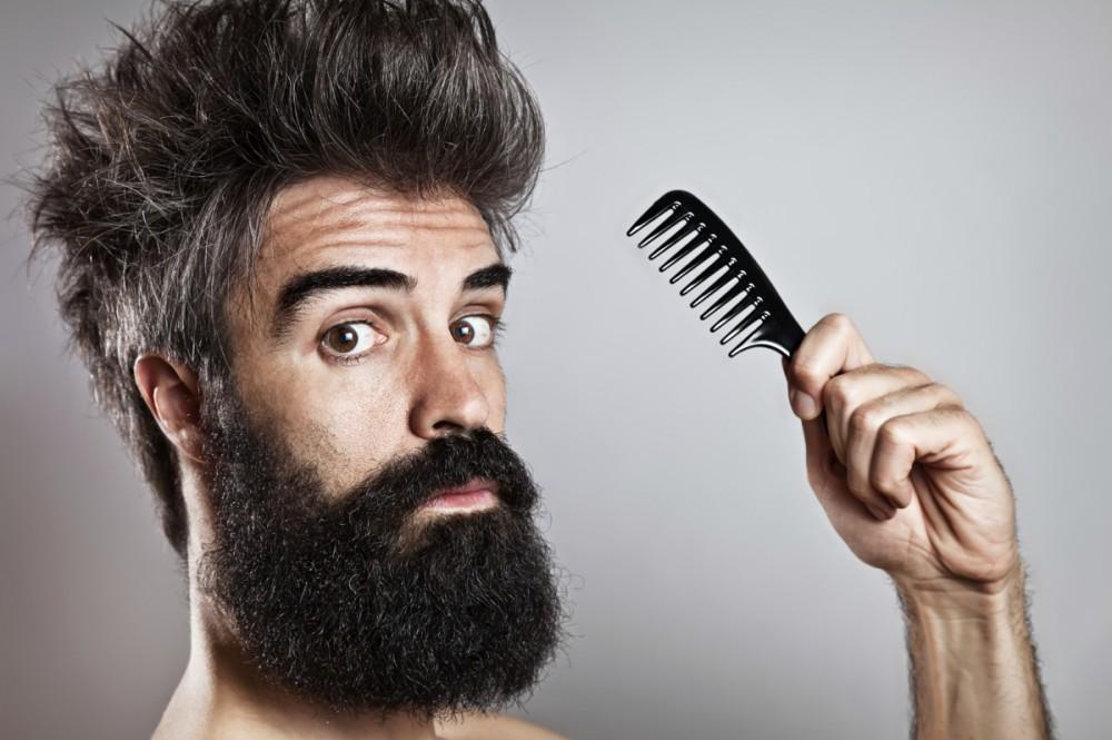 Волосы вместо усов