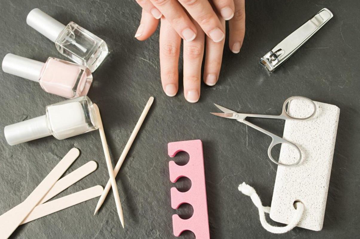 Какие инструменты нужны для маникюра полный список для дома