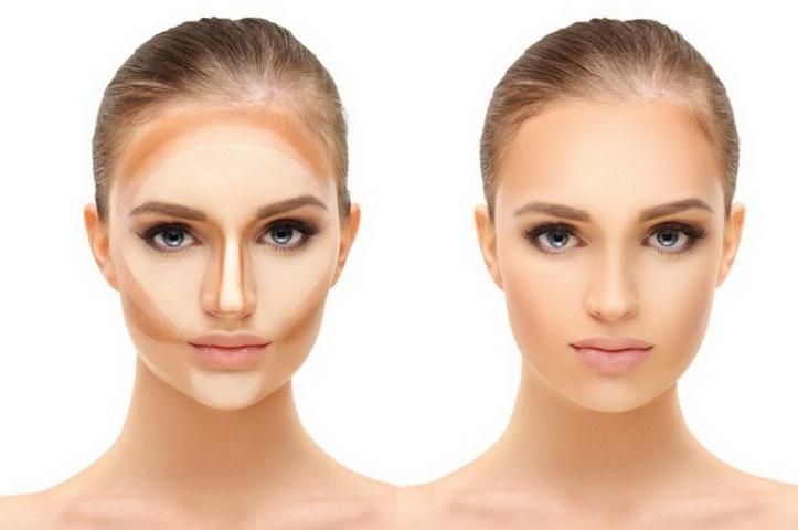 Как сделать свое лицо идеальным 248