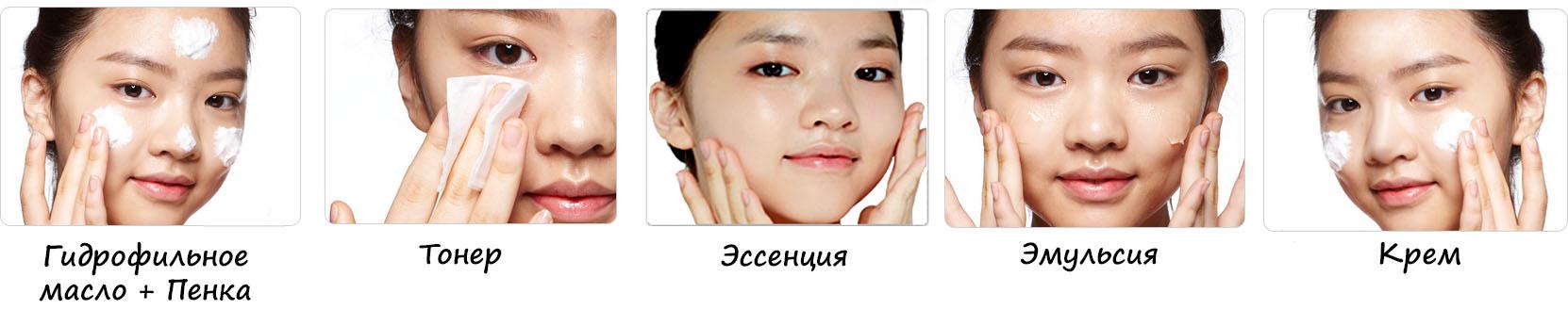 Почему у кореянок такая чистая кожа