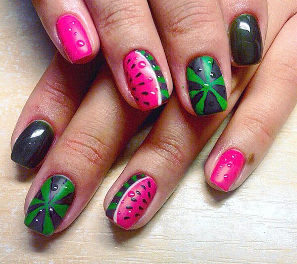 Как выбрать и сделать форму ногтя