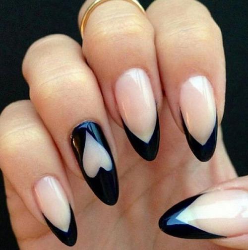 Красивый Маникюр На Квадратные Короткие Ногти Фото