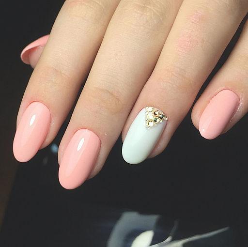 Длинные ногти фото своими руками