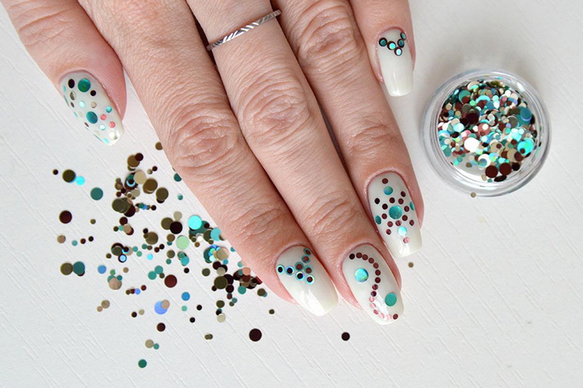 Фото дизайна ногтей - Фото модного