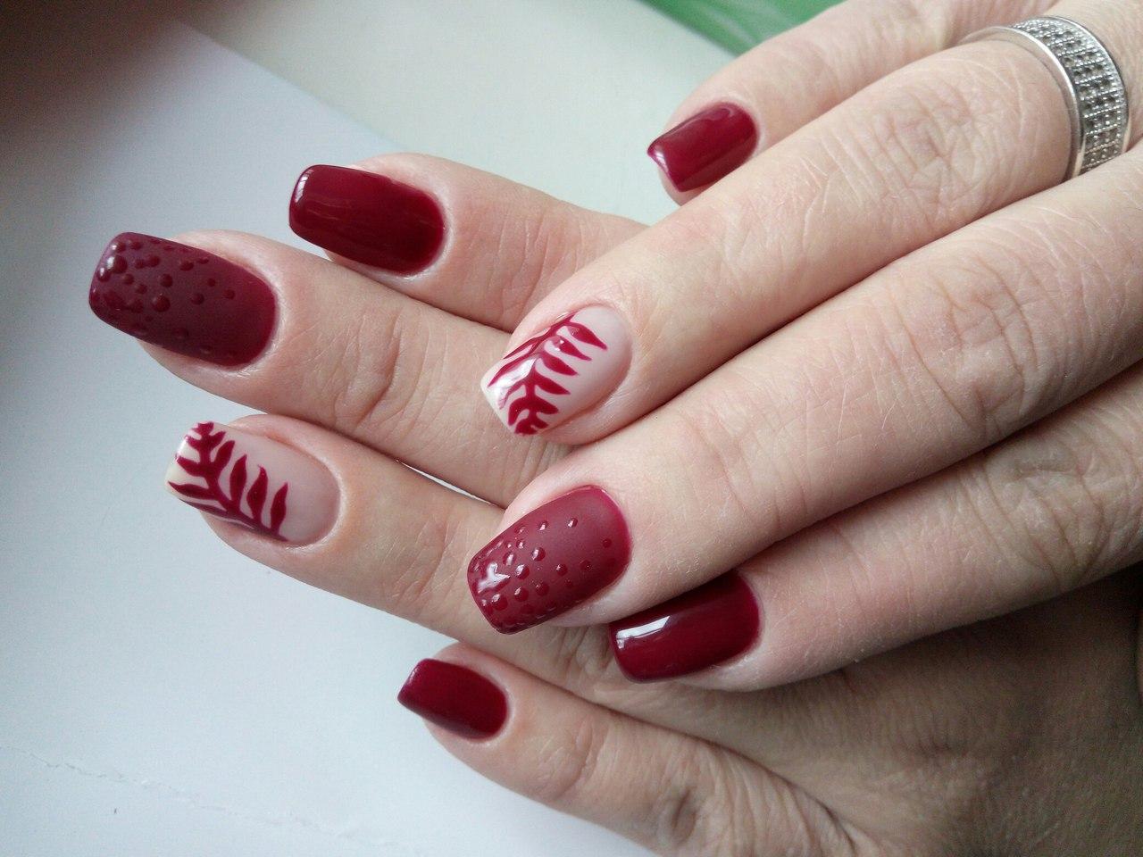 Красивый Классический Маникюр На Короткие Ногти Фото