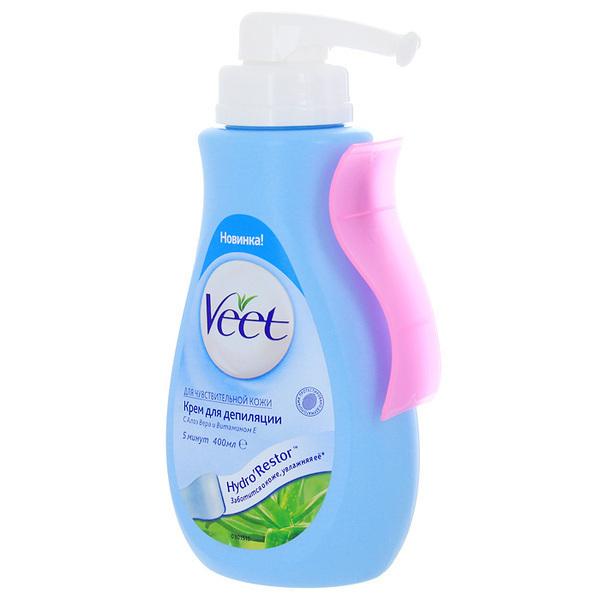 крем после бритья для интимных мест