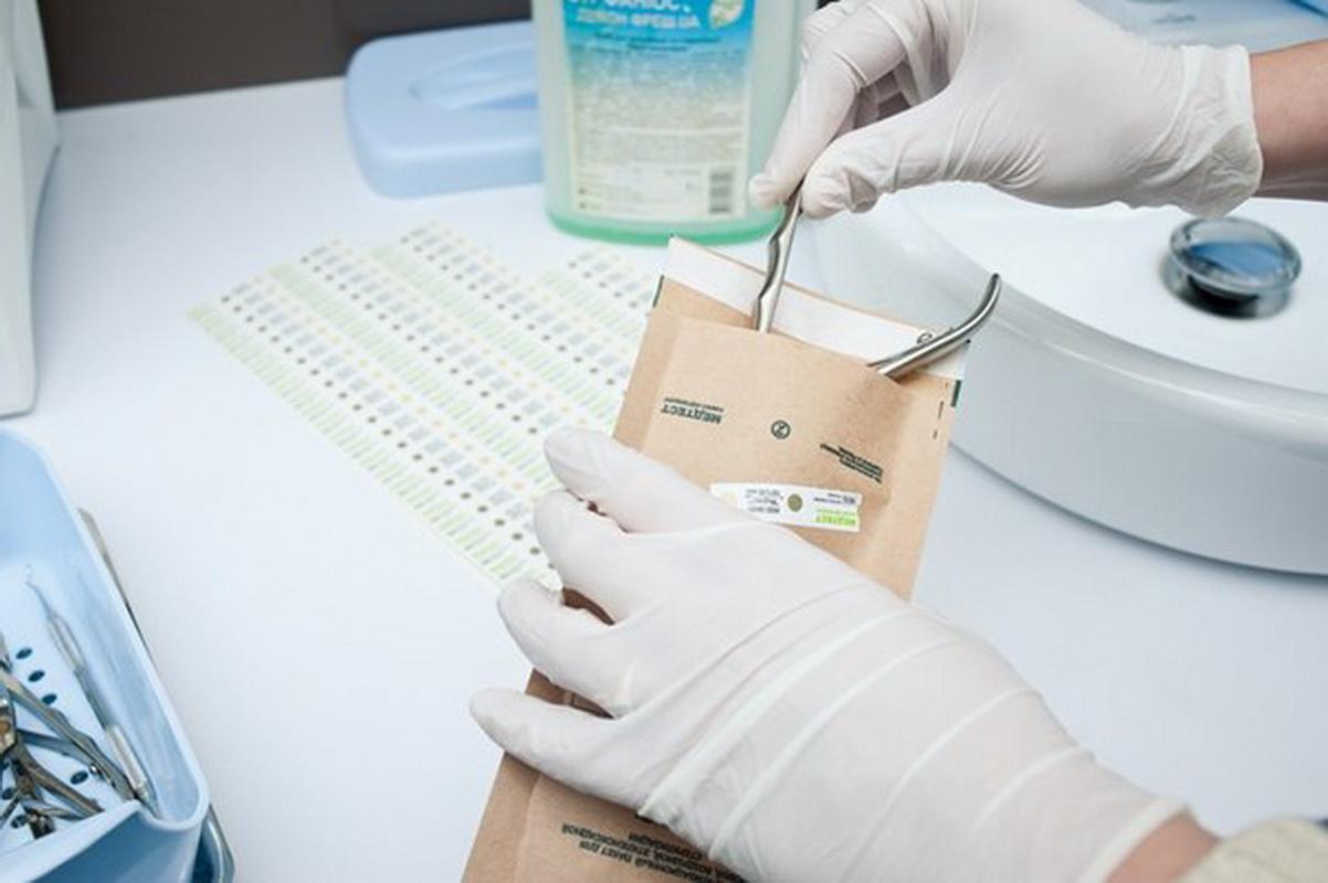 Стерилизация при педикюре и маникюре