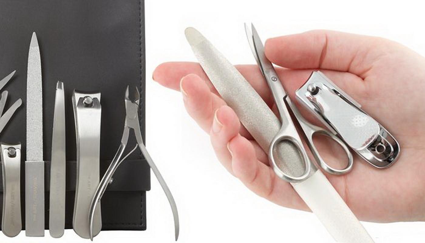 Чем продезинфицировать маникюрные инструменты в домашних условиях  808