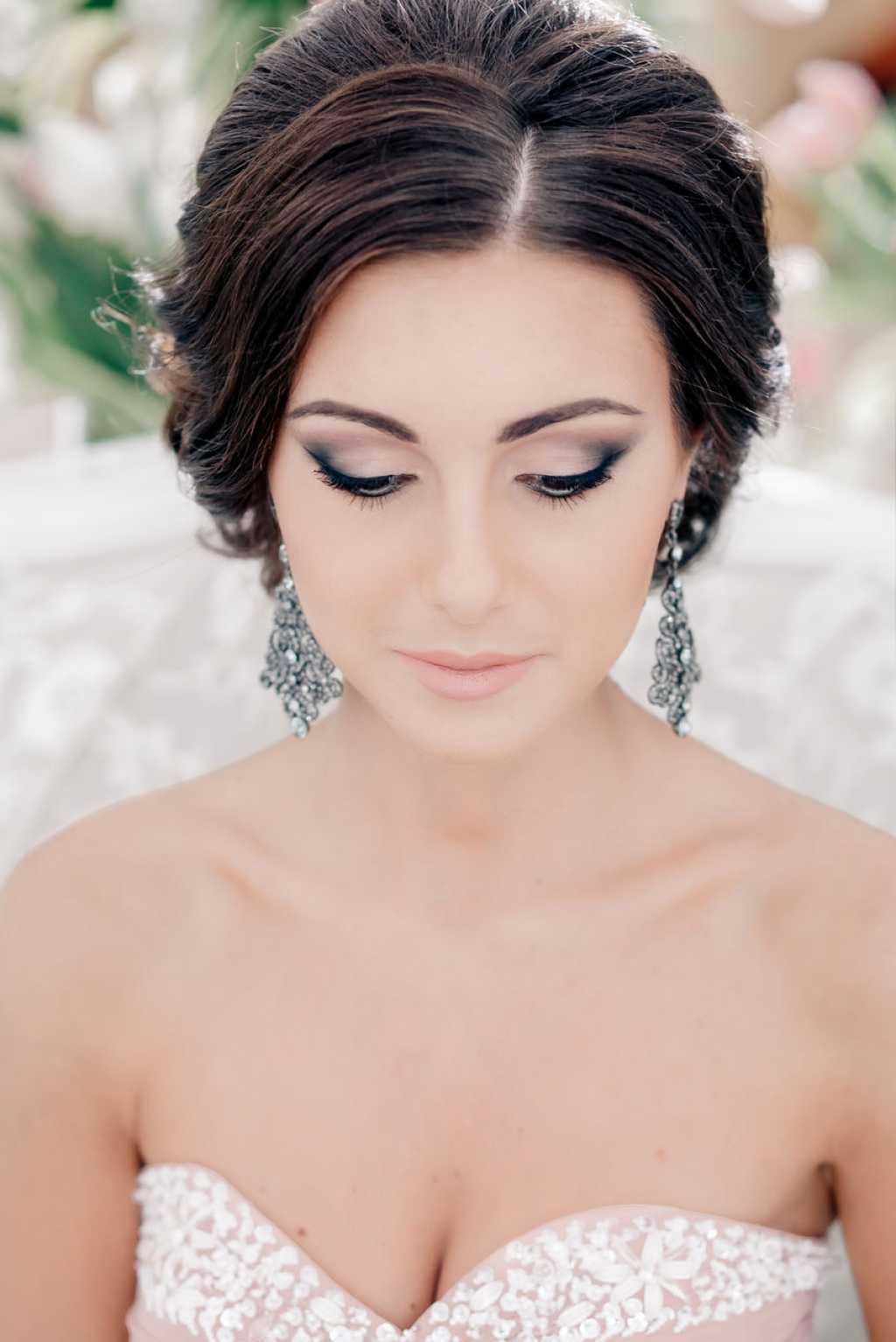 Невесты дагестана макияж фото
