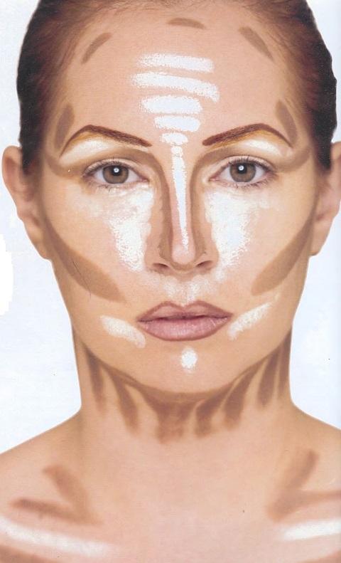 Как правильно делать макияж поэтапное фото с описанием