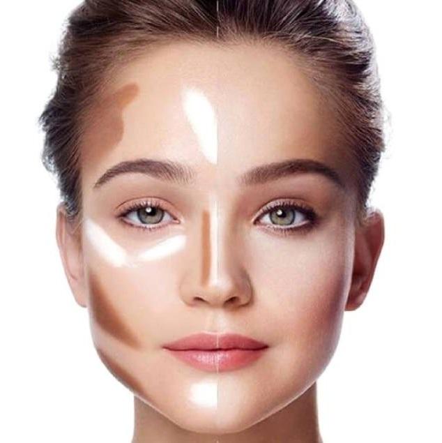Как правильно нанести макияж в домашних условиях фото пошагово