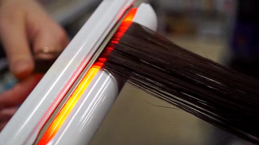 Утюжок ультразвуковой инфракрасный для волос отзывы