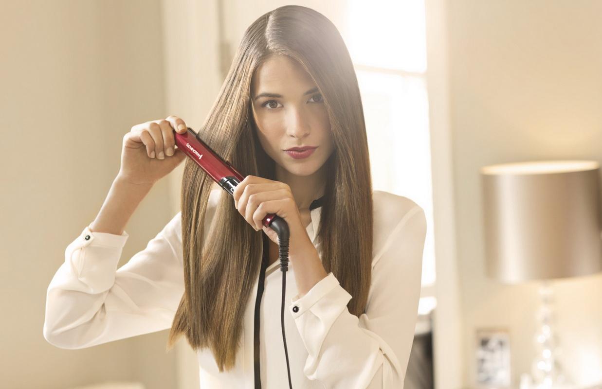 Как быстро сделать волосы гладкими и прямыми без утюжка и фена в домашних условиях