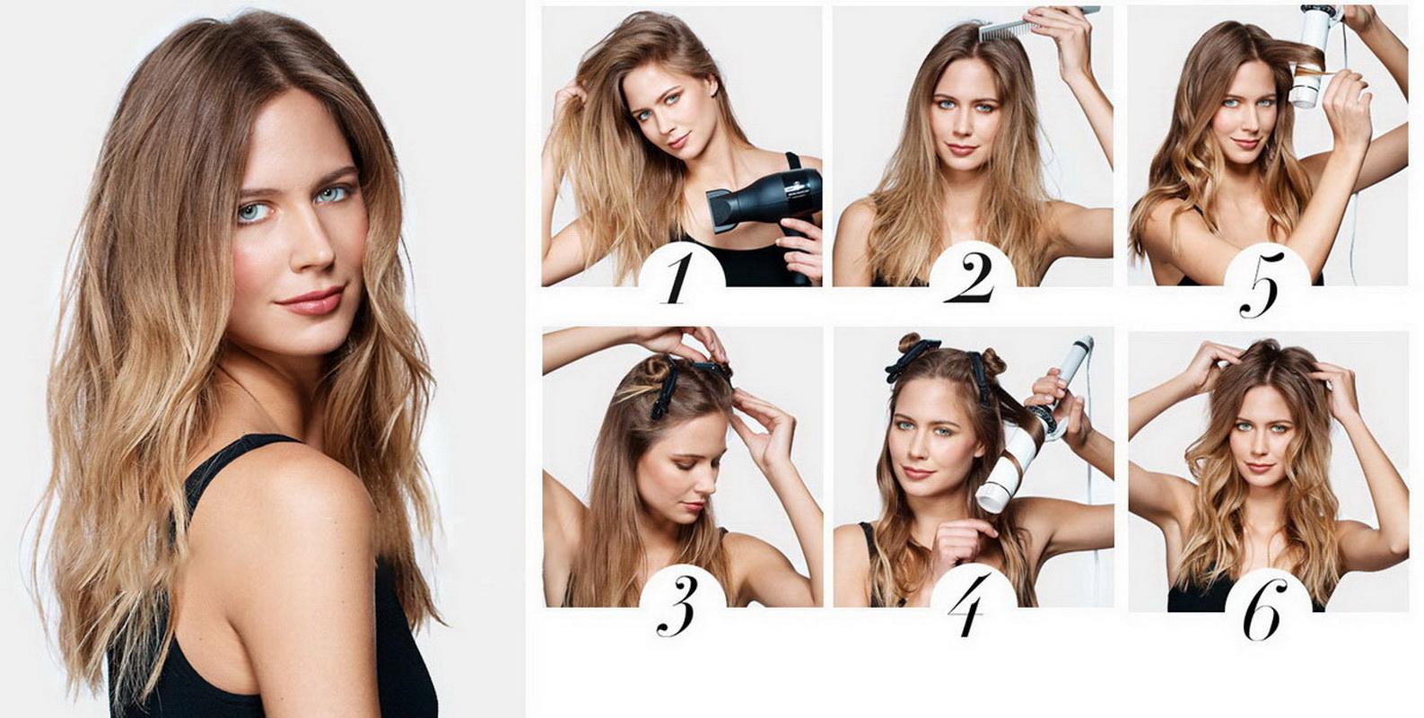 5 проверенных способов, как сделать волну на волосах 58