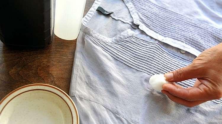Как отстирать краску на джинсах в домашних условиях 716