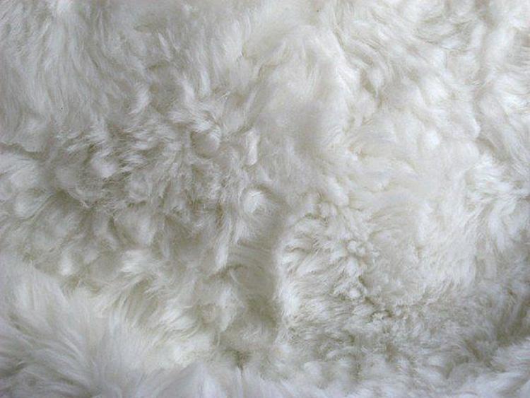 Почистить мех из овчины в домашних условиях