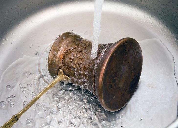 Как почистит латунь в домашних условиях 658