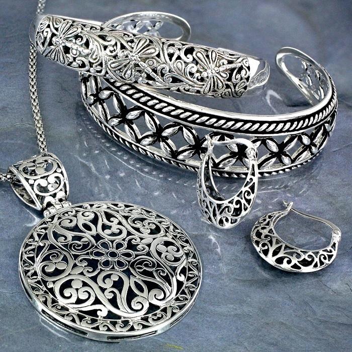 Получать серебряные изделия во сне