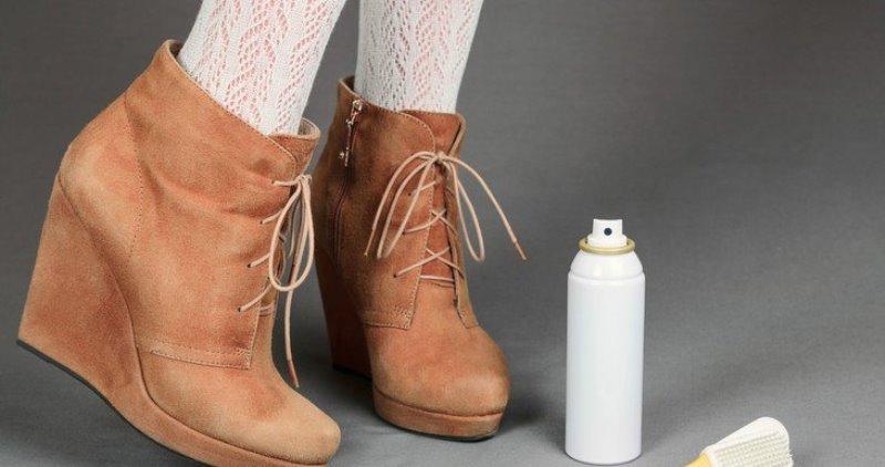 Как чистят в домашних условиях замшевые сапоги 593