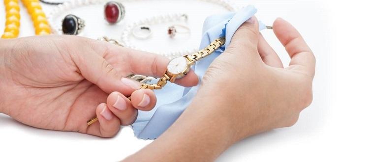 Почистить часы в домашних условиях