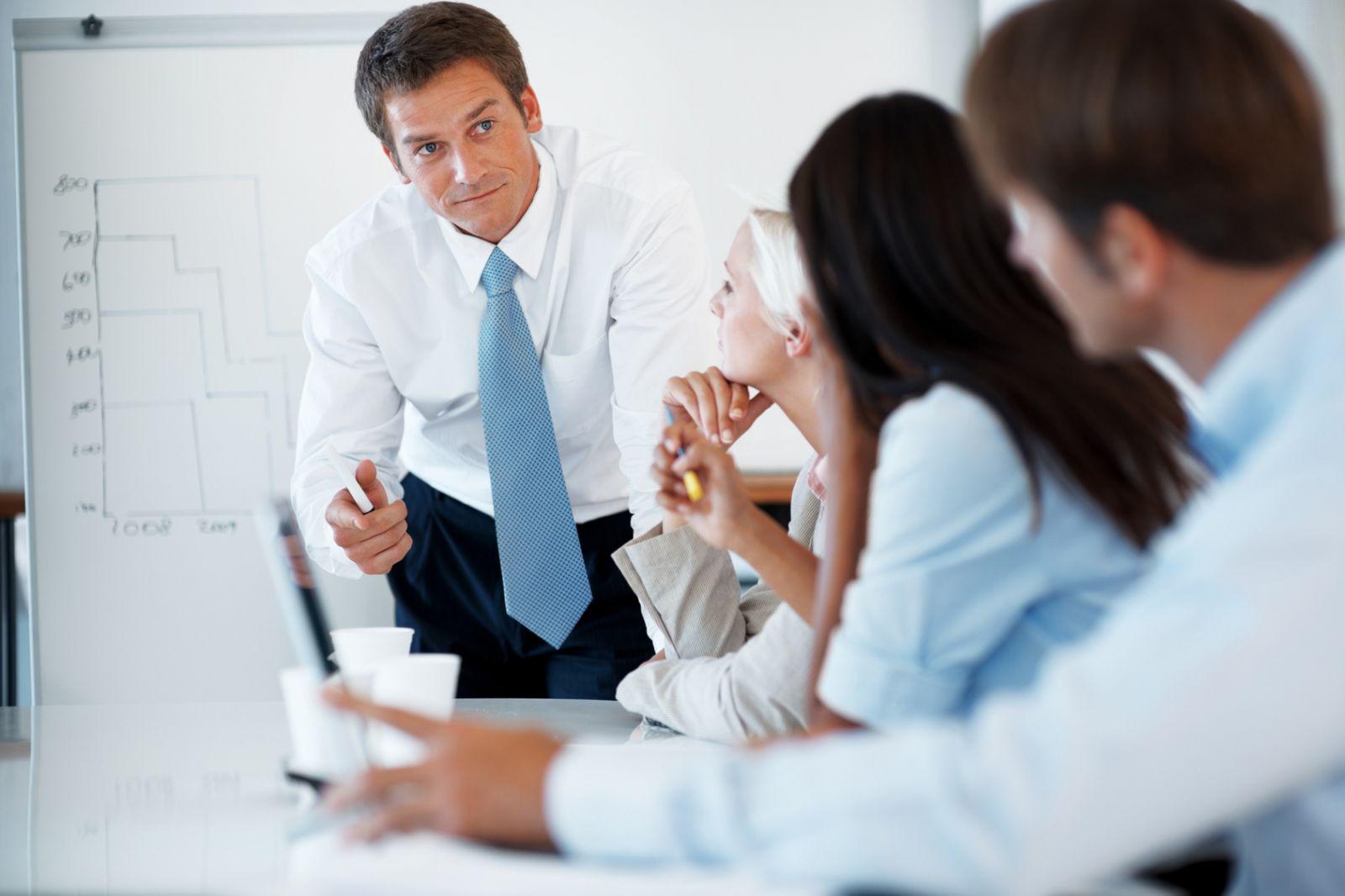 Нравственные требования к членам колектива деловых отношений