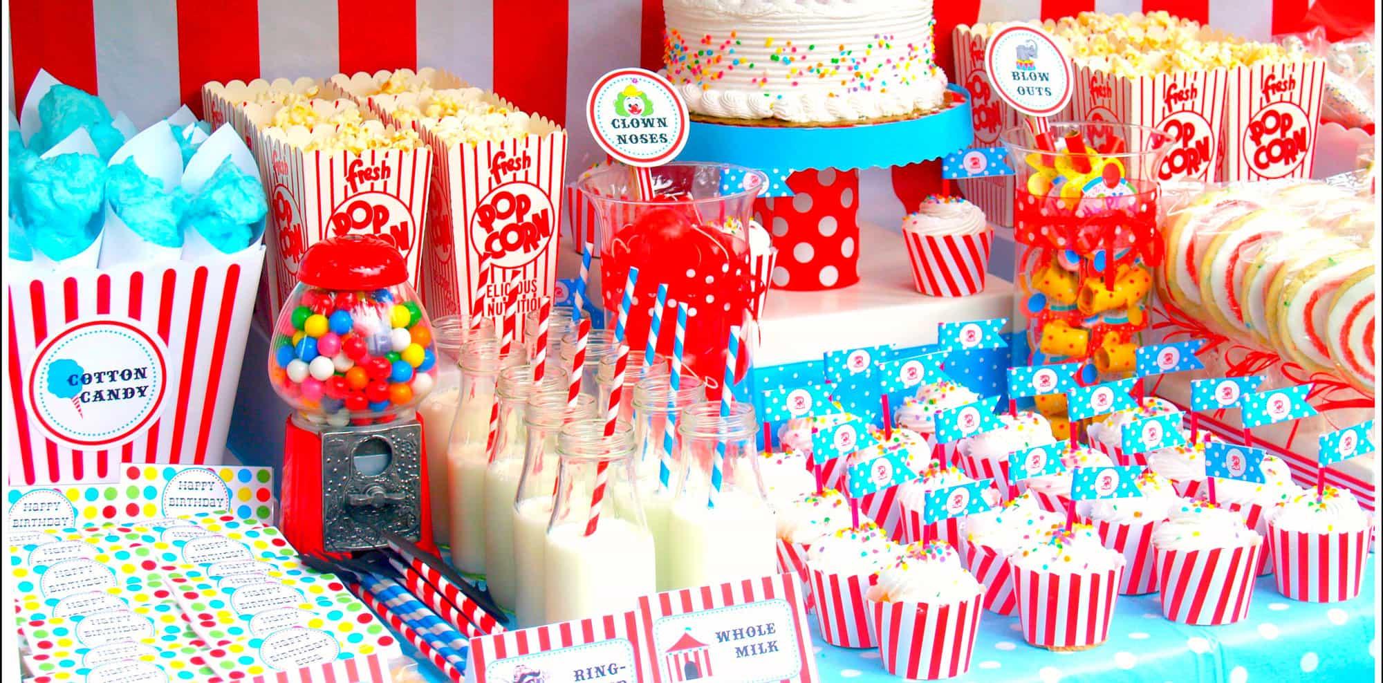 Оформление стола детского дня рождения своими руками фото 907