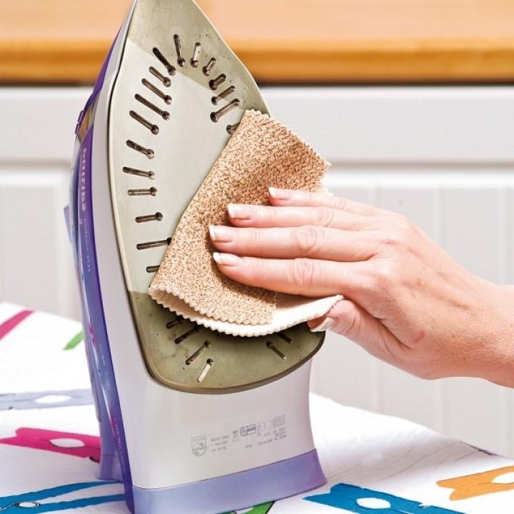 Как почистить подошву утюга 10 лучших способов