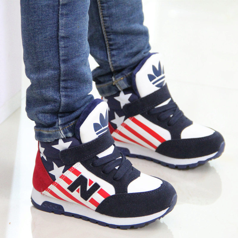 0834986cc5b6 Зимой дети двигаются не меньше, чем летом, и у производителей обуви есть  прекрасные предложения  зимние детские кроссовки.