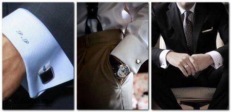 69fa8555387 Как носить запонки на рубашке – Блог о рукоделии и моде