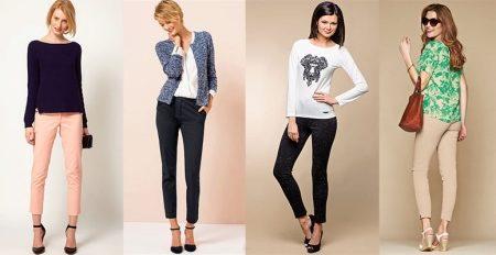 99a04d1c5da1 Короткие брюки (76 фото): с чем носить, широкие и узкие, короткие и ...