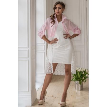 Модные платья-рубашки весна-лето 2019 фото